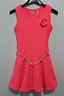 Платье на девочку 2- 8 лет