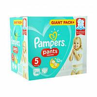 Подгузники-трусики Pampers Pants 5 (12-17 кг), 66 шт