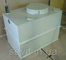 Сепаратор жира POBI-Grease-3 (тип А) для монтажа внутри помещения
