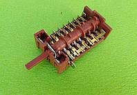 """Переключатель восьмипозиционный 880805 / 16А / 250V / Т150 для электроплит """"Samsung""""  7LA GOTTAK,Barcelona"""