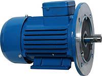 Электродвигатель 1,5 кВт 3000 об/мин АИР 80А2. Аналоги 4АМУ, 5АМ, 4АМ. Асинхронные двигатели Украины. АИР80А2
