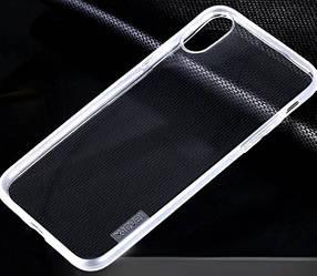 Силикон Huawei P20 White X-level Antislip