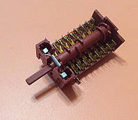 """Переключатель семипозиционный 870801 / 16А / 250V / Т150 для электроплит """"HANSA"""",""""BEKO""""  7LA GOTTAK, Barcelona"""