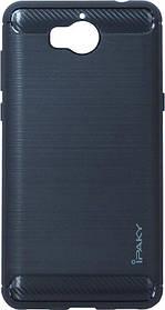 Накладка Huawei Y5 (2017) Black TPU iPAKY