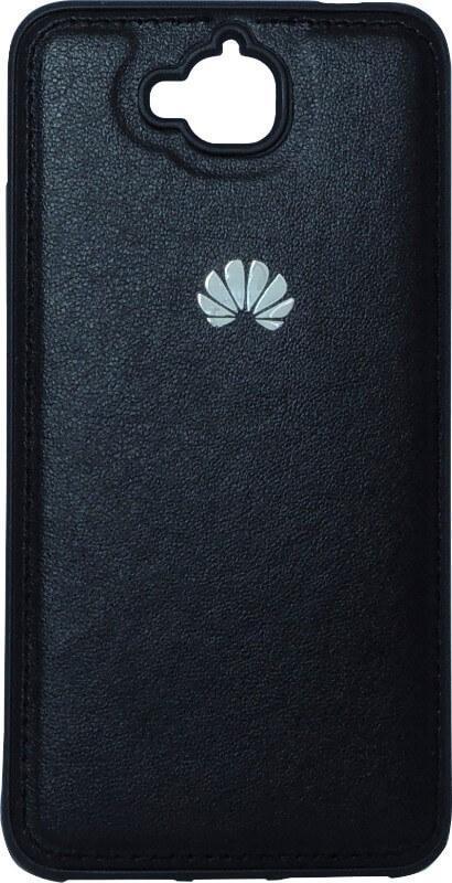 Накладка Huawei Y6Pro black TPU кожа