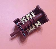 Переключатель четырехпозиционный 840502 / 25А / 250V / Т150 для электроплит, электродуховок  7LA GOTTAK, Spain