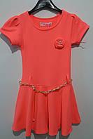 Платье для девочек 2 - 8 лет.