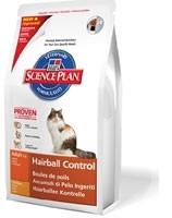 Сухой корм Hills (Хиллс) Science Plan Feline Adult Hairball Control