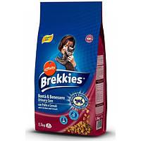 Брекис эксель кет Brekkies Exel Cat Urinary Care с профилактикой мочекаменной болезни