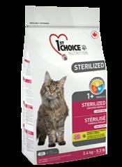 1st Choice Adult Cat STERILIZED