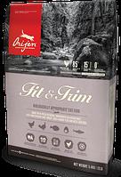 ORIJEN FITand TRIM корм для котов с лишним весом