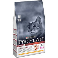 Purina Pro Plan Adult Chicken - корм для кошек (курица), фото 1