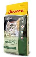 Josera NatureCat Беззерновой сухой корм для котят и взрослых кошек с нежным лососем