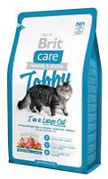 Brit Care Cat Tobby Iam a Large Cat для кошек крупных пород