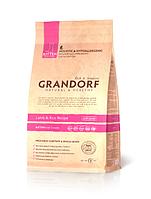Grandorf (Грандорф) Lamb & Rice KITTEN для котят с ягненком и рисом 0.4 кг.