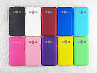 Чехол накладка бампер для Samsung Galaxy J1 J100h (10 цветов)