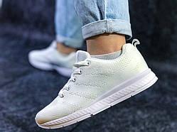 Женские кроссовки Jomix белые