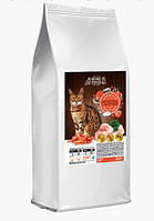 Home Food корм для взрослых кошек с курочкой и креветкой