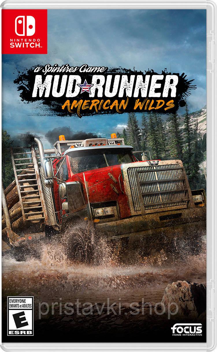 Spintires: MudRunner - American Wilds Nintendo Switch