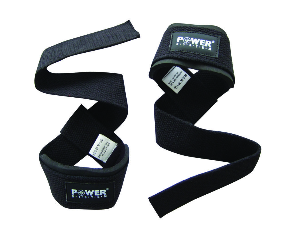 Кистевые ремни Power System Power Straps PS - 3400
