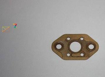 Прокладка карбюратора для Oleo-Mac Sparta 25