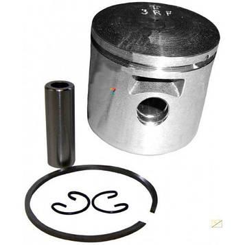 Поршень D34 в комплекті для Oleo-Mac Sparta 25, 26, Efco Stark 25, 26, Олео-Мак
