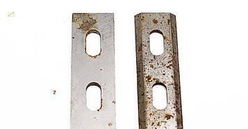 Нож рубанка широкий, 75 mm