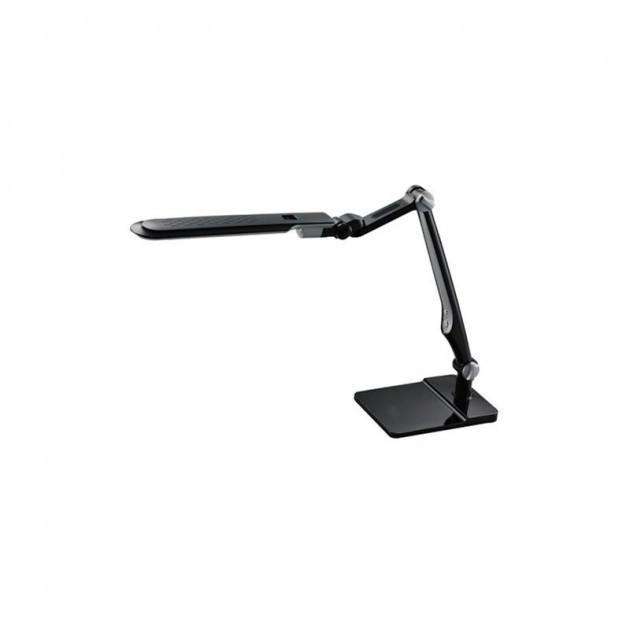 Настольная ЛЕД лампа 10Вт EBRU с диммером черная Horoz Electric
