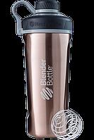 Спортивная бутылка-шейкер BlenderBottle  Radian THERMO EDELSTAHL 26OZ / 770ML Copper (ORIGINAL), фото 1