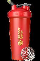 Спортивный шейкер BlenderBottle Classic Loop 820ml Special Edition Cayanne (ORIGINAL), фото 1