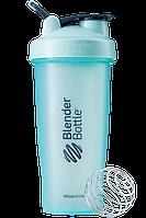 Спортивный шейкер BlenderBottle Classic Loop 820ml Special Edition  Mint (ORIGINAL), фото 1