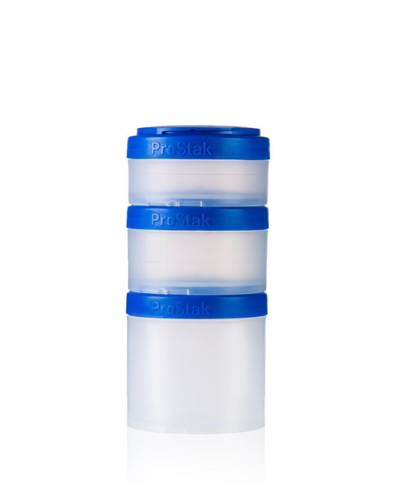 Контейнер спортивный BlenderBottle Expansion Pak Clear/Blue (ORIGINAL)