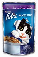 Felix Fantastic 100 гр кусочки с ягненком в желе