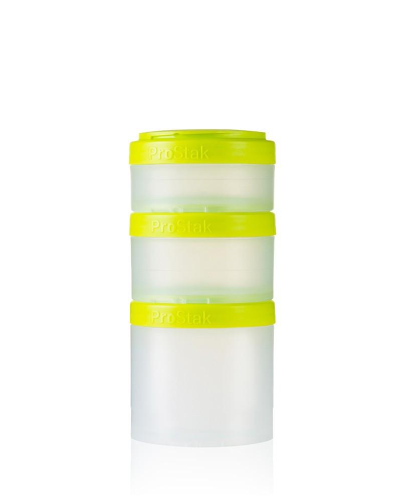 Контейнер спортивный BlenderBottle Expansion Pak Clear/Green (ORIGINAL)