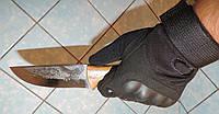 """Армейские тактические перчатки """"Oakley"""" полнопалые. Черные"""