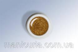 Exclusive Glitter gel-112 Золотая пыль, 6 ml, Le Vole
