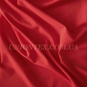 Трикотаж бифлекс (купальник) матовый красный