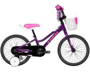 """Велосипед Trek-2019 Precaliber 16 GIRLS 16"""" фіалковий"""