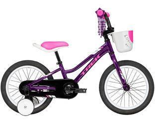 """Велосипед Trek-2019 Precaliber 16 GIRLS 16"""" фіалковий, фото 2"""