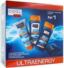 Косметический набор Cool Men №1 Ultra Energy