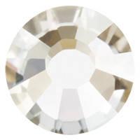 Пришивные хрустальные квадраты Preciosa (Чехия) 10х10 мм Crystal Argent Flare