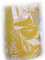 Стакан для ручек мягкий 951475 (желтый)