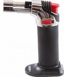 Газовая горелка МИНИ 'СЛЕДОПЫТ-GTP-R01' пьезо, с возможностью перезаправки PF-GTP-R01