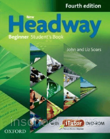 New Headway Fourth Edition Beginner Student's Book with iTutor DVD-ROM ISBN: 9780194771047, фото 2