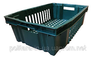 Ящик пластиковый для фруктов  600x400x180