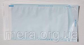 Пакеты для стерилизации, самоклеящиеся 60*110 мм., фото 2