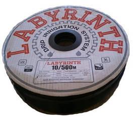"""Лента капельного полива """"Labyrinth"""" (лабиринт) 500м, расстояние 10,20,30см"""