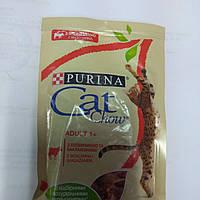 Кетчау для дорослих котів з яловичини та баклажанами