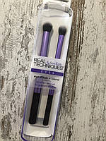 Набор кистей для макияжа глаз REAL TECHNIQUES Eye Shade Blend