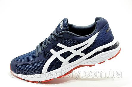 Кроссовки для бега в стиле Asics Tartherzeal 6, Dark blue, фото 2